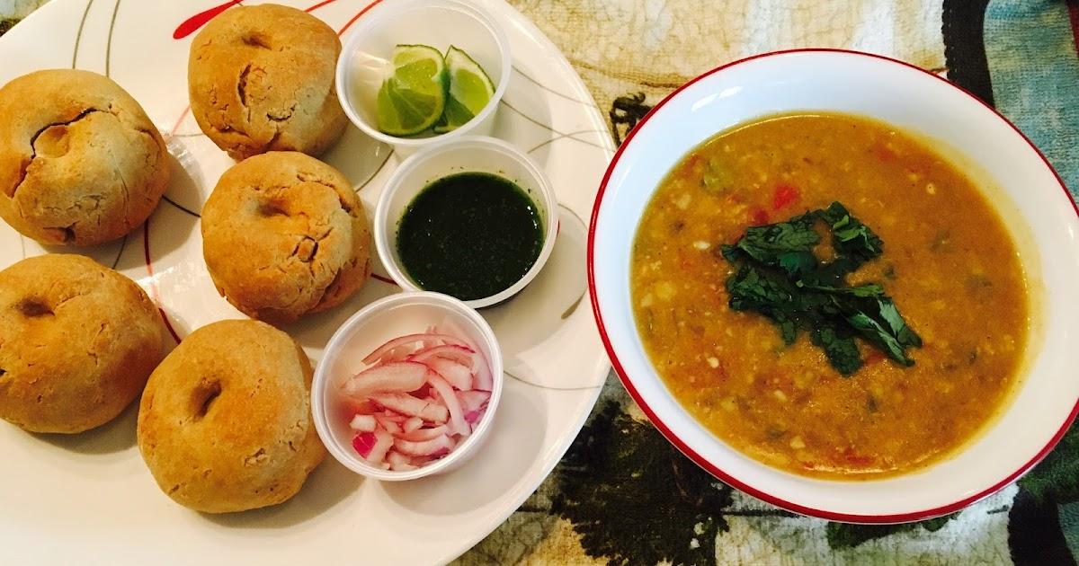 Yummy Food In Tummy Rajasthani Dal Baati