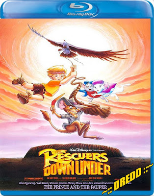 The Rescuers Down Under 1990 Dual Audio BRRip 480p 250Mb x264