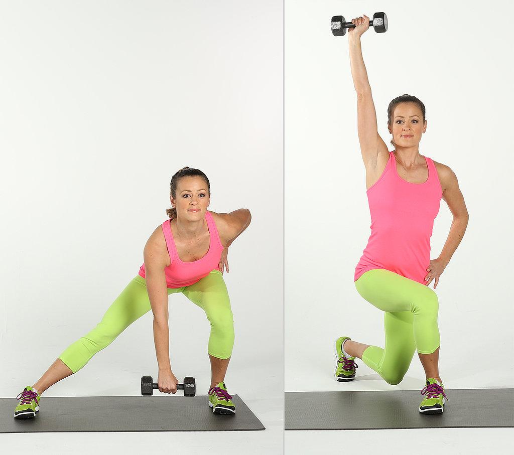 Упражнения от целлюлита на бедрах: убираем галифе