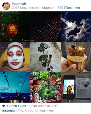 My Best Photos in Instagram for 2017