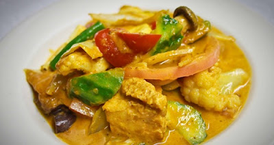 Resep Kari Sayuran