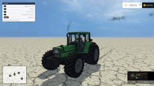 Deutz Fahr Patrus 140 tractor