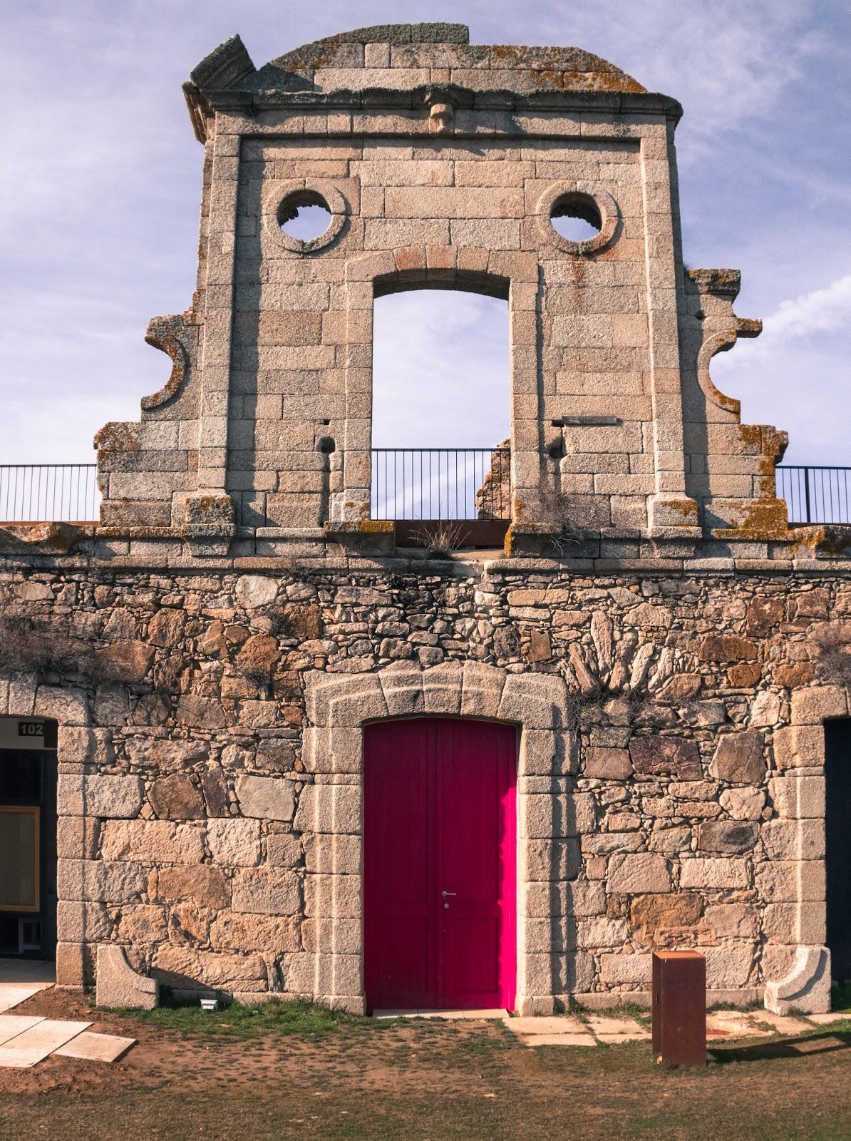 Hotel Real Fuerte, Aldea del Obispo, Salamanca 2015