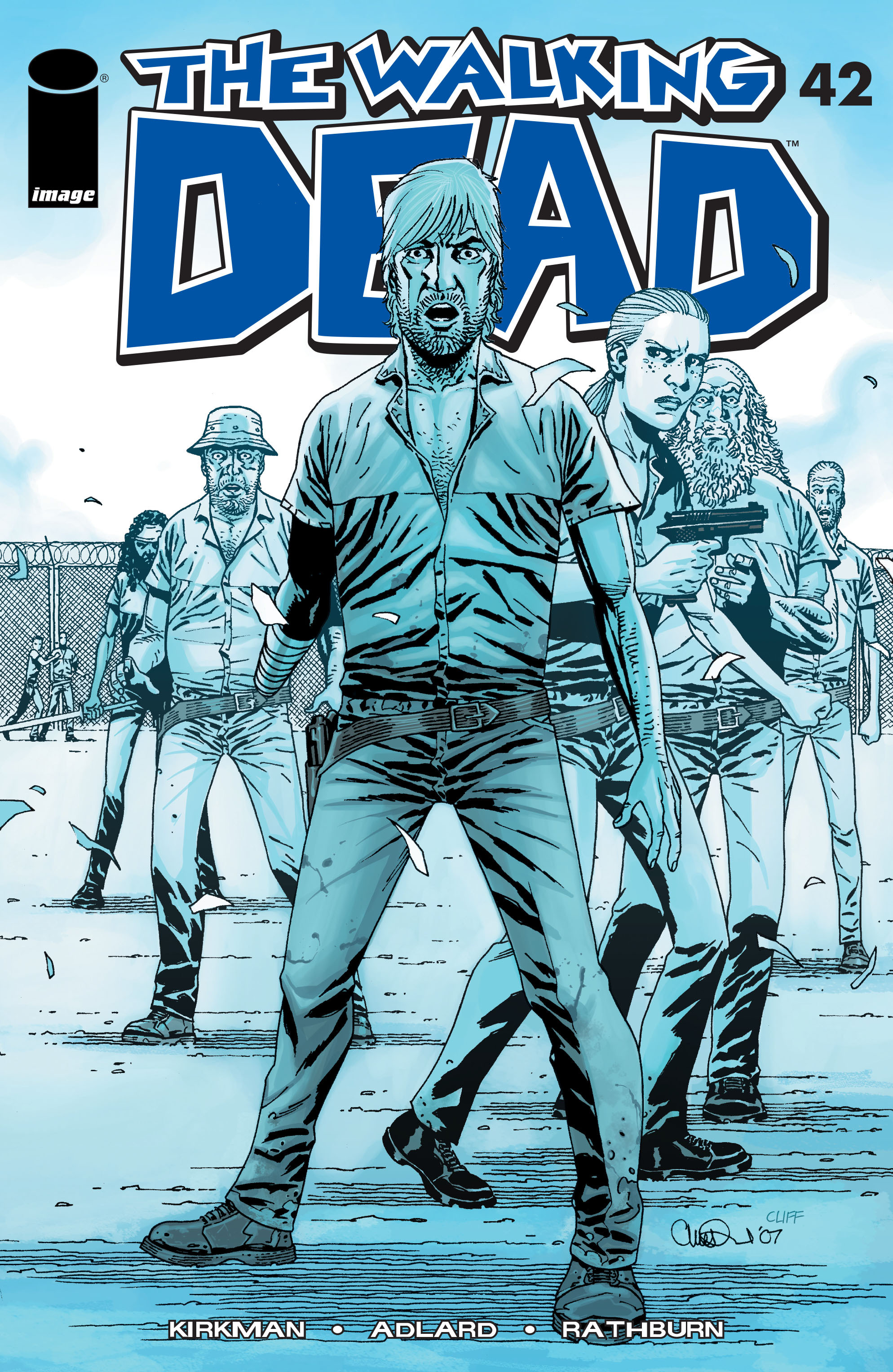 The Walking Dead 42 Page 1