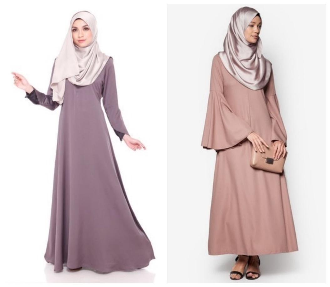 Pakaian Muslimah Popular Tasha Aqisha