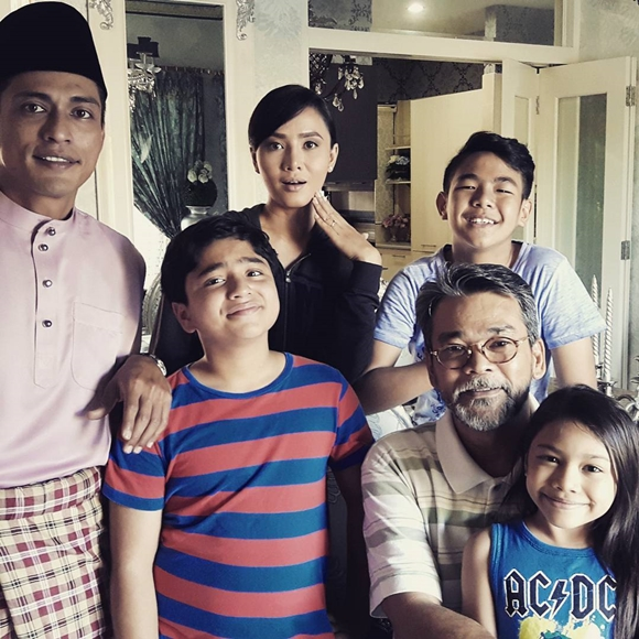 Drama Lambaian Ramadan Samarinda TV3