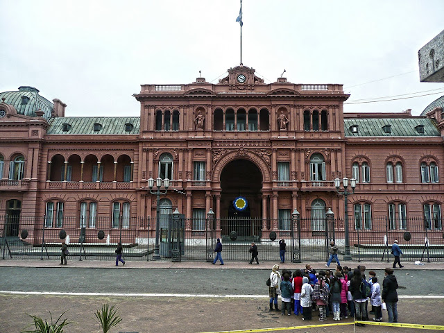CASA DE GOBIERNO REP.ARGENTINA