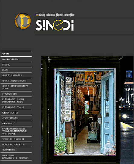 eddy wieand sinedi website