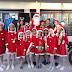 Alcatraz Community Adakan Kunjungan Santa Klaus di Saumlaki