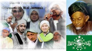 Aswaja Doyan Sholawat dan Anti Mengkafirkan