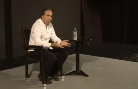 Το θέατρο της συνείδησης και η συνείδηση του θεάτρου (Διάλεξη: Η συμβολή του θεάτρου στη ζωή - Ταξίδι της ομορφιάς προς την αλήθεια)