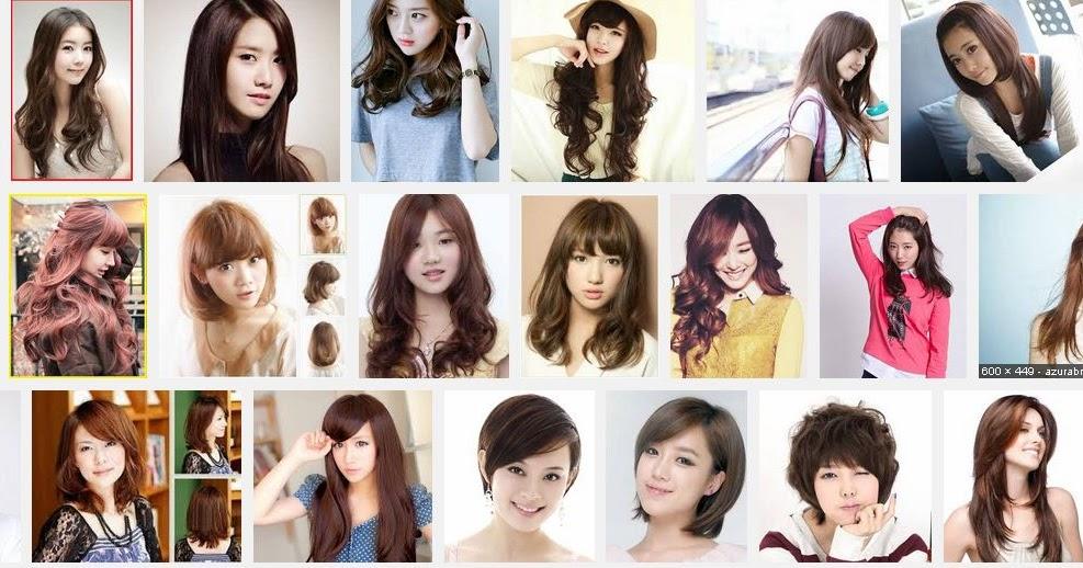 Gaya Rambut Model Terbaru Wanita Wanita Korea Yang Stylist Kehidupan Di Korea Selatan