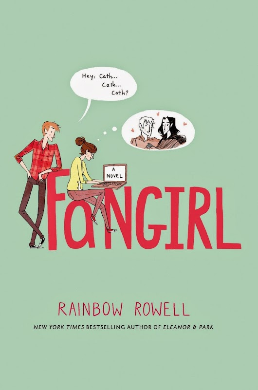 Review - Fangirl by Rainbow Rowell