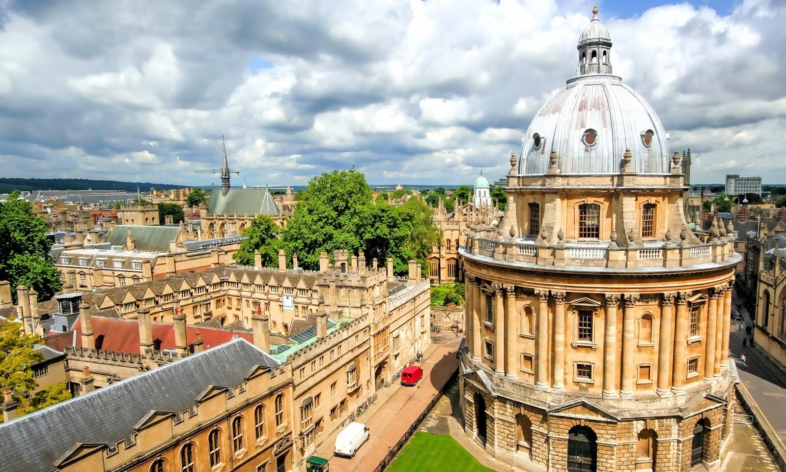 THE 'Table of Tables' 2021 - University of Oxford patahkan rekor Cambridge
