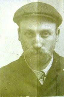 George Hickling, miembro de los Peaky Blinders