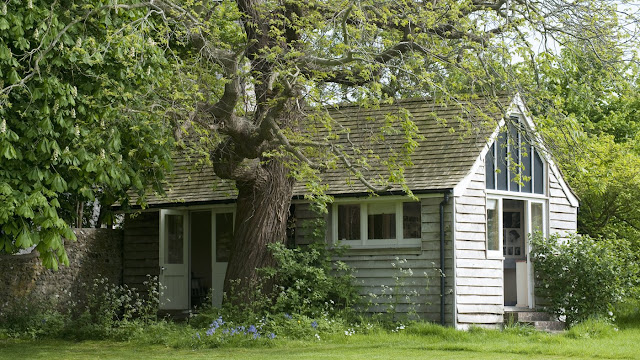 Monk's house: casa de campo de Virginia Woolf.