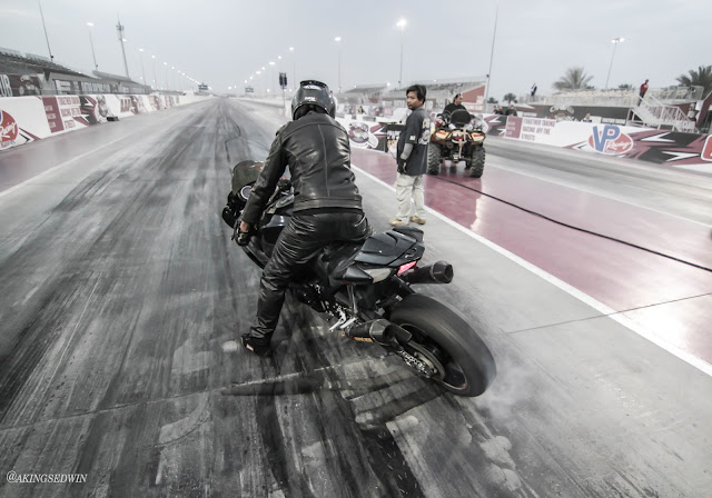 Qatar's fastest and coolest street bikes