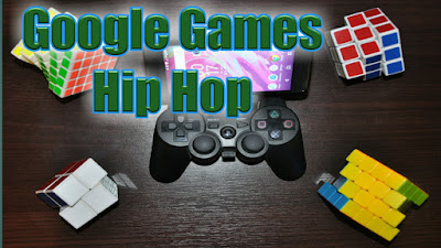 Google Games Hip Hop, Goigle Doode Games, Hip Hop Games
