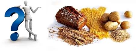 Carbohidratos complejos pasta arroz patatas pan