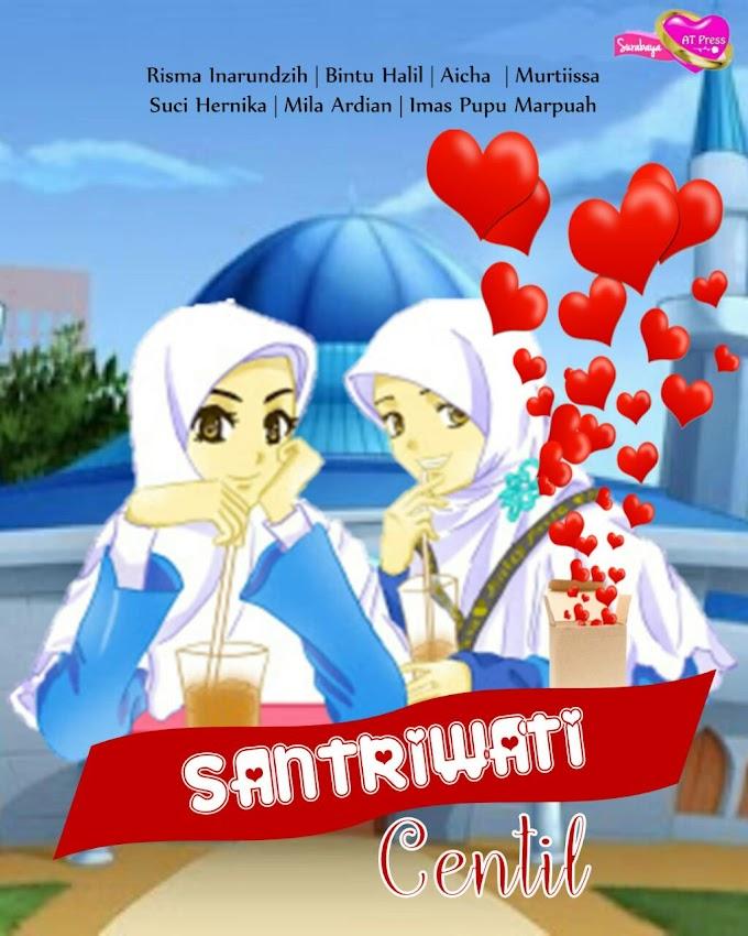 Novel : Santriwati Centil