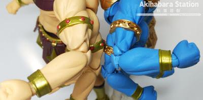 S.H.Figuarts Ashuraman OCE de Kinnikuman - Tamashii Nations