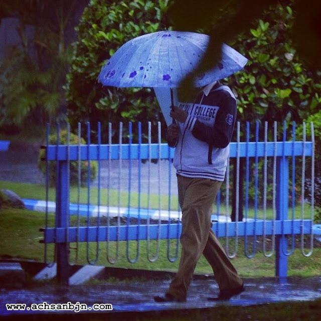 Hujan, Harapan dan Keberkahan