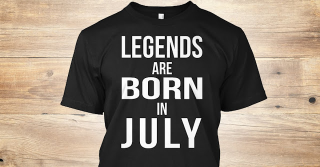 born in july facts