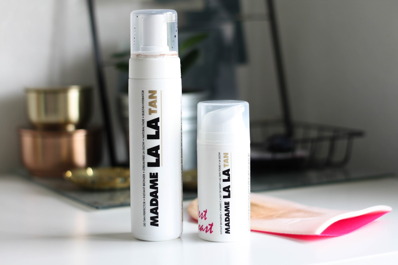 Madame LA LA fake tan review