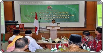 Silaturrahmi Dan Bukber Danrem 032/Wbr Dengan Aparat Pemerintah Berserta Insan Pers