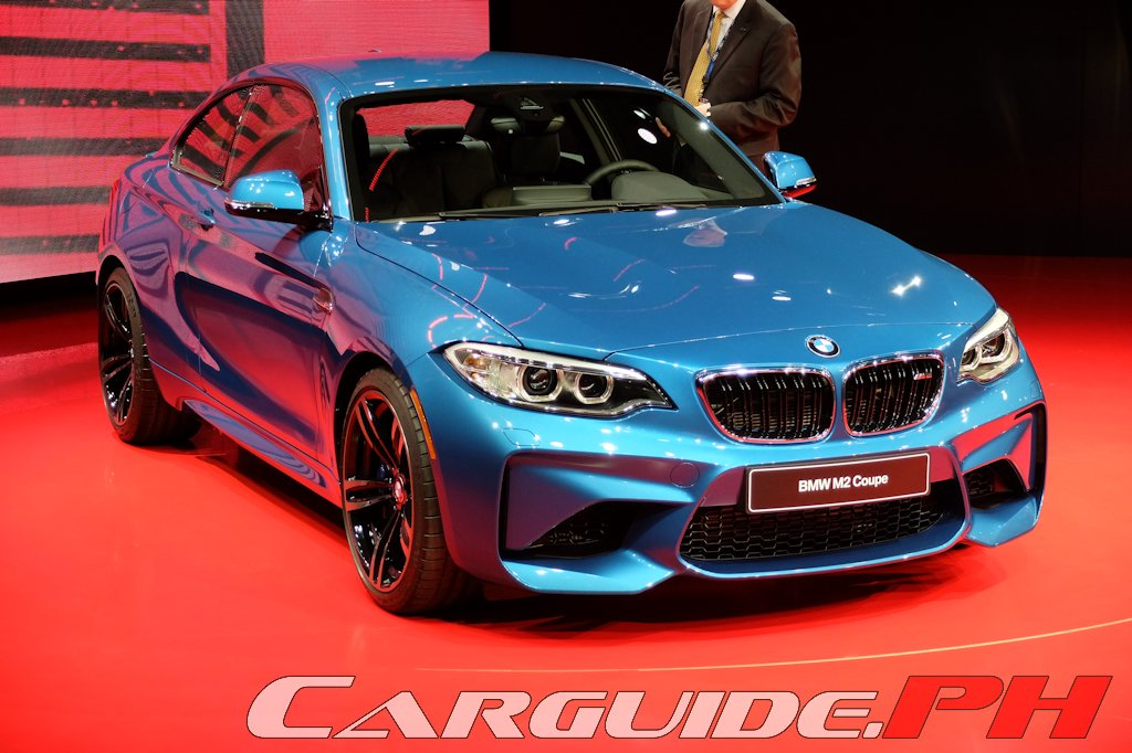 Naias 2016 Bmw M2 Is The Reincarnation Of 2002 Turbo