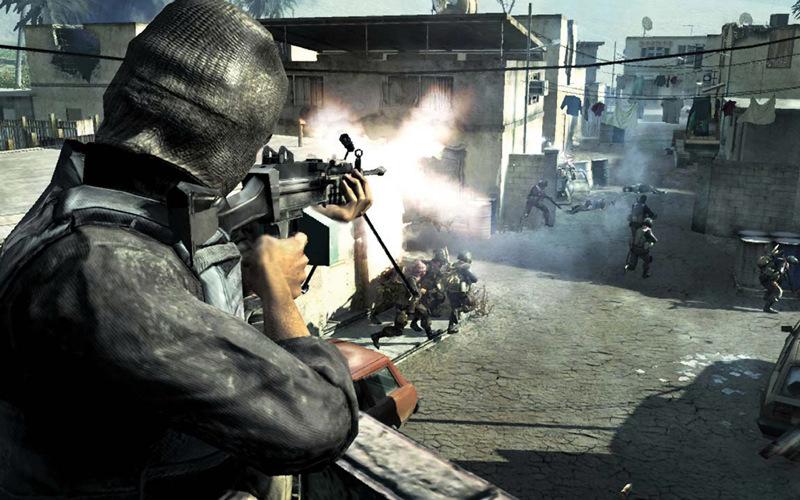 Call Of Duty 4 Modern Warfare Game