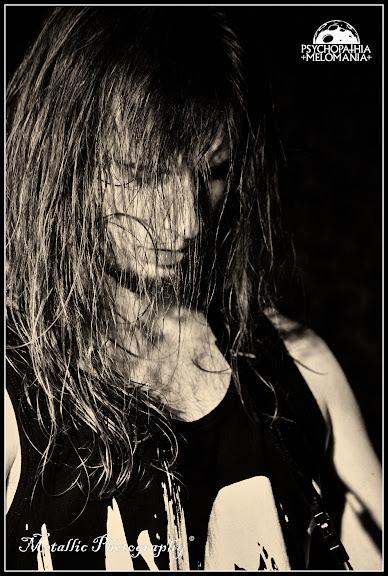 Erwin Bertschi @Voice Of Ruin, Metal Corporation Fest 2015 - METAL, MCP Apache, Fontaine-L'Évêque, Belgique 29/08/2015