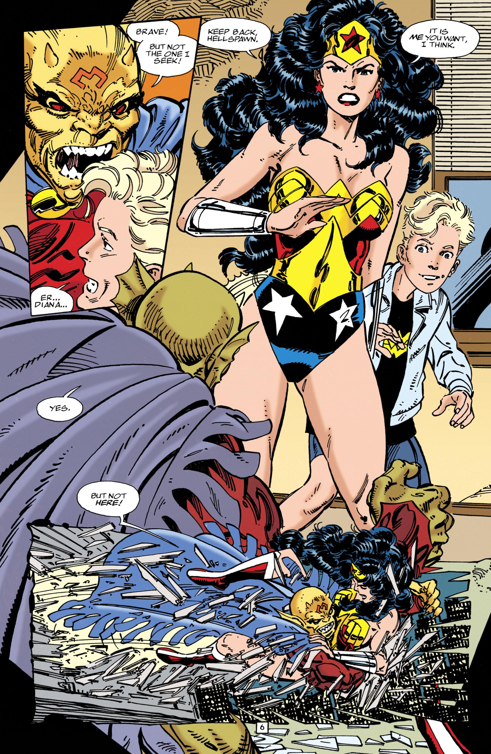 Read online Wonder Woman (1987) comic -  Issue #107 - 6