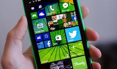 Cara Mengubah Tampilan Android Mirip Windows 10