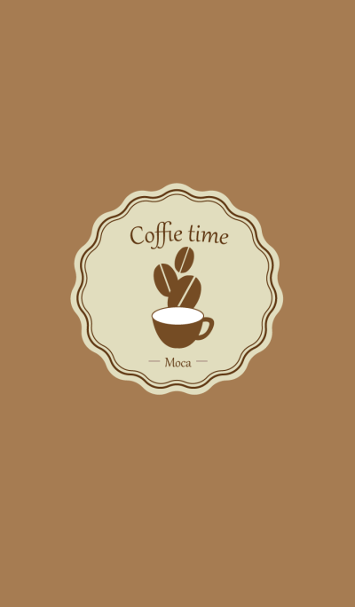 CoffieTime -Moca-