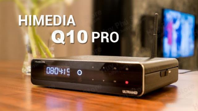 Himedia Q10 PRO 4K HDR Media Player | Real Bluray Movies