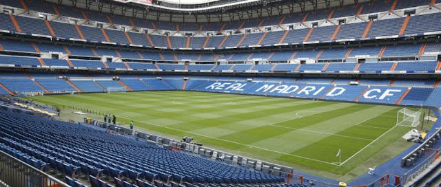 Estádio do Real Madri