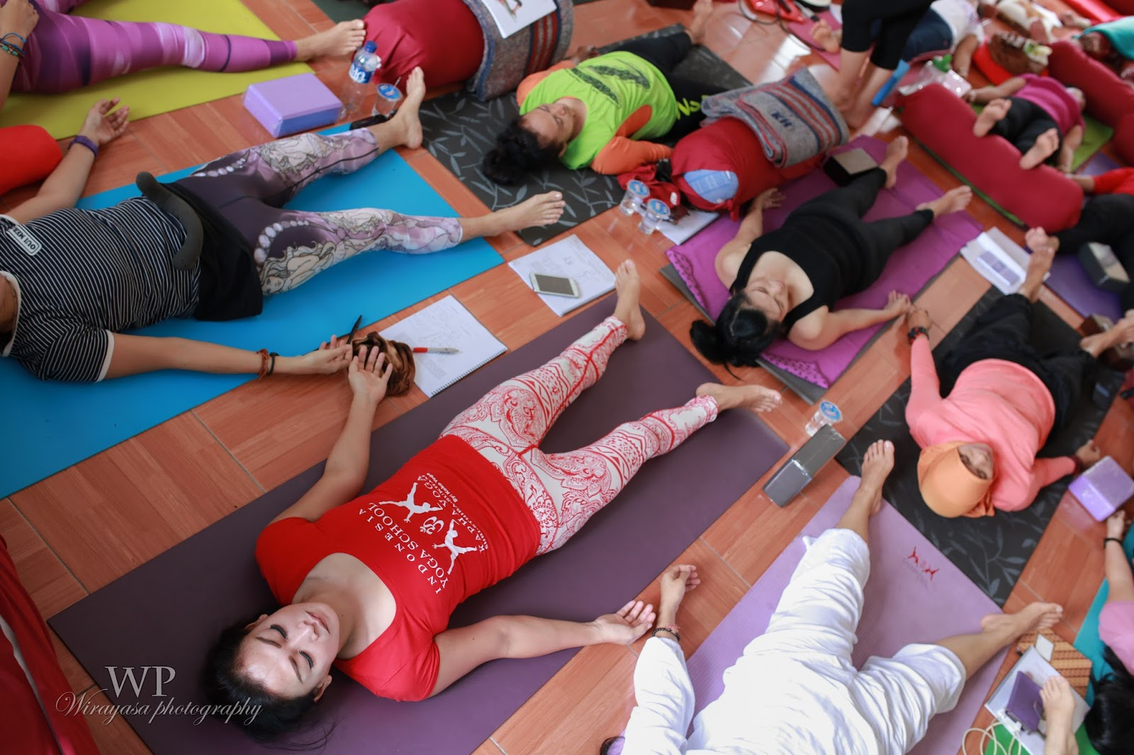 Yin Yoga Workshop Malang December 19 20 2015 Bali Yoga Teacher And Healer