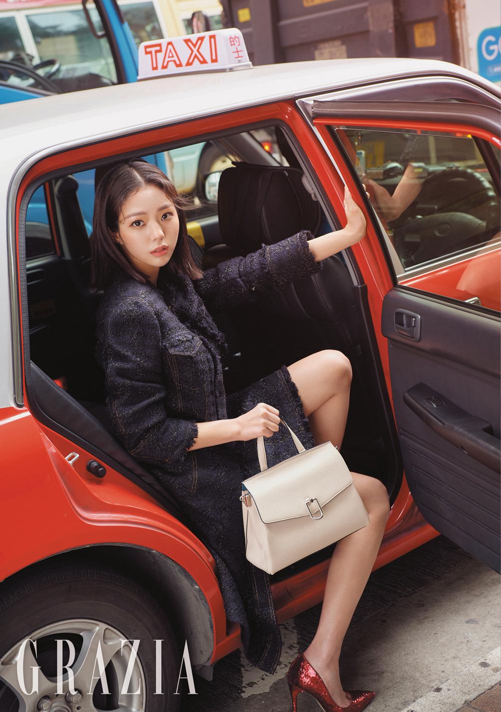 Chae Soo Bin for Grazia Magazine (March Issue)
