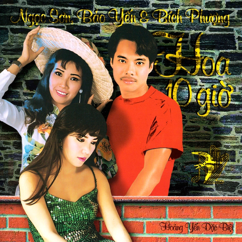 Hoàng Yến CD – Hoa 10 Giờ (NRG)