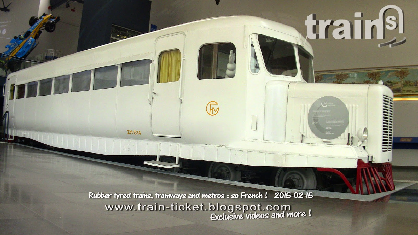 France Rubber Tyred Trains Metros And Tramways So