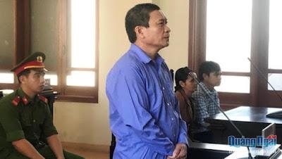 10 cây keo và bản án 20 năm tù