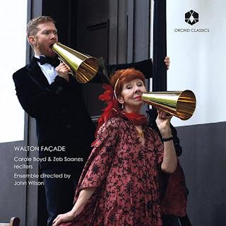 Walton Facade - Zeb Soanes, Carole Boyd - Orchid Classics