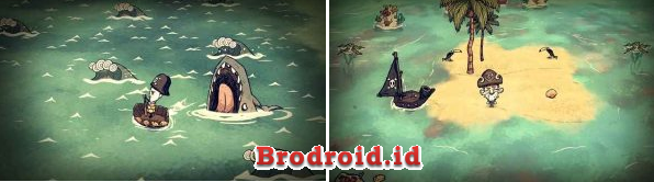 Download Don't Starve Shipwrecked Apk Mod Unlocked Terbaru