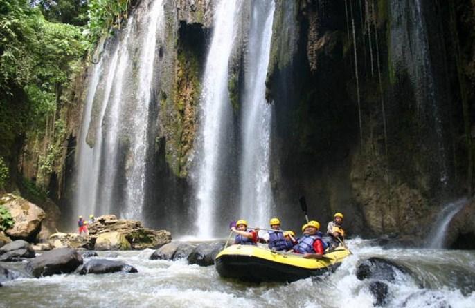 Pakelan Songa Rafting Probolinggo