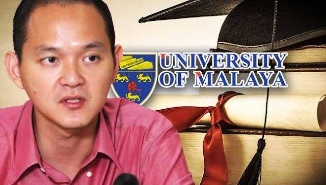 Ong Kian Ming Universiti Malaya UM