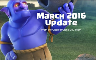 [The Bowler] Pasukan Terbaru Clash of Clans