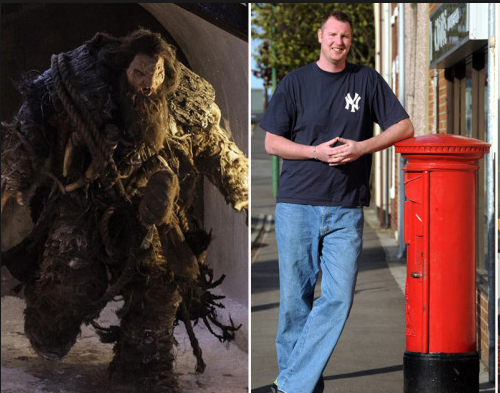 Welcome to Olamama's blog!!!: Game of Thrones star Neil Fingleton has died  at the age of 36