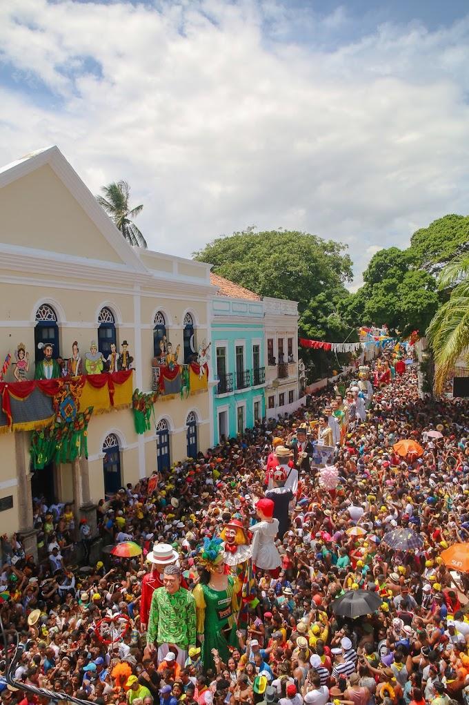 483 anos: programação do aniversário de Olinda