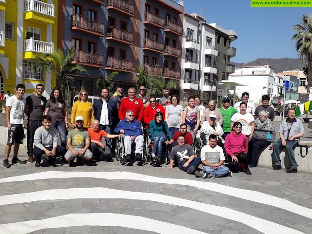 El Ayuntamiento de Los Llanos colabora con el proyecto socioforestal Plantando Vida